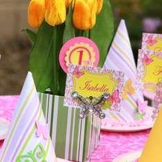 Butterfly Party - Butterfly Garden