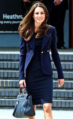 Tutorial on Kate Middleton hair: Step 1- Be Kate Middleton.