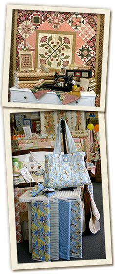 Located in the historic downtown square of McKinney, Texas ... : quilt shops mckinney tx - Adamdwight.com