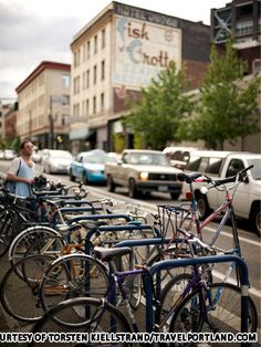 Most bike-friendly cities in the US