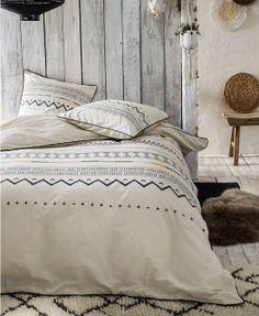 Béžové posteľné návliečky z bavlny Coachella, Bed Covers, Decoration, Comforters, Pure Products, Blanket, Furniture, Design, Home Decor