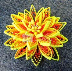 Quilled Flower