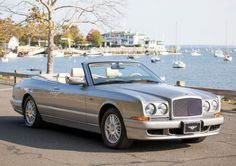 Bentley Azure US-spec '1995–2002