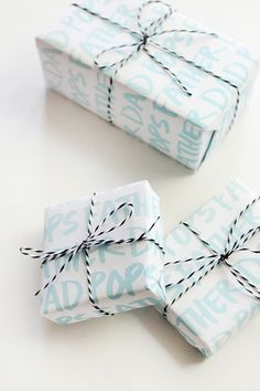 free printable gift wrap for Father's Day