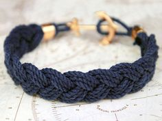 PURSELADYTOO - Kiel James Patrick Sailor Hortocks Compass Rose Rope Bracelet, $40.00 (http://www.purseladytoo.com/kiel-james-patrick-sailor-hortocks-compass-rose-rope-bracelet/)