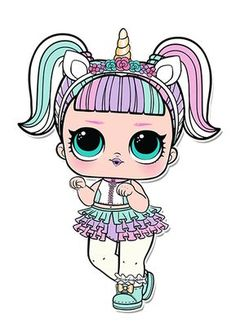 Welcome to the home of LOL Surprise where babies run everything. Meet your favorite LOL characters, take quizzes, watch videos, check out photos, and more! Unicorn Doll, Unicorn Headband, Unicorn Surprise, Unicorn Party, Leelah, Iron On Fabric, Do It Yourself Wedding, Doll Party, Lol Dolls