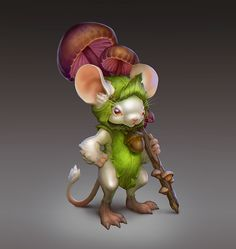 Mr Mouse on Behance