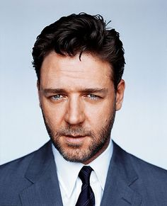 Russell Crowe portraiture