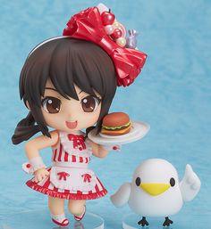 Good Smile - Nendoroid - Nana Mizuki (PVC&ABS Figure) for sale online Pvc Paint, Kawaii Cosplay, Tokyo Otaku Mode, Anime Figurines, Cute Japanese, Good Smile, Reno, Ball Jointed Dolls, Doll Face