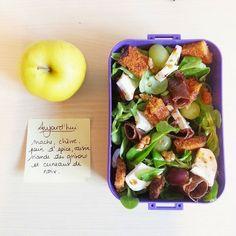 Cinq recettes pour garnir sa lunch box cet automne