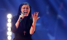 Everyone's Favorite Singing Nun Steps Into A New Role