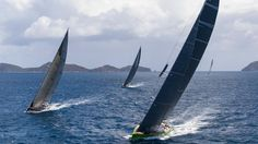 The best racing photos from the Loro Piana Caribbean Superyacht Regatta & Rendezvous 2016 | Boat International