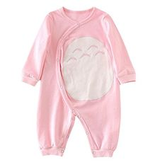 Baby Girl Boy Rompers Soft Newborn Long Sleeve Coveralls 03 Months59 No1 -- Visit the image link more details. Note:It is affiliate link to Amazon.