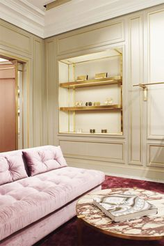 {this is glamorous} : adventures in love, design, fashion, home decor, food and travel: {décor inspiration | emilio pucci flagship boutique, madison avenue}