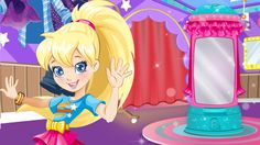 Dress Up Polly Pocket Games