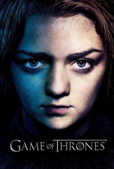 One of My favorite character – Aria Stark!!