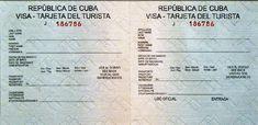 Visa para viajar a Cuba Varadero, Havana Cuba, Apply Online, Night Club, Vietnam, How To Apply, Cards, Travel, Slums
