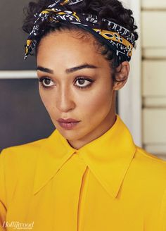Ruth Negga for The Hollywood Reporter
