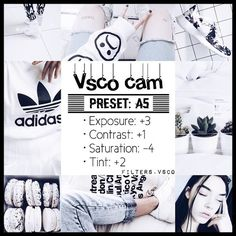 VSCO Cam Filter by filters. White Instagram Theme, Black And White Instagram, Instagram Feed Vsco, Photo Instagram, Photography Filters, Photography Editing, Photo Editing, Photography Challenge, Summer Photography