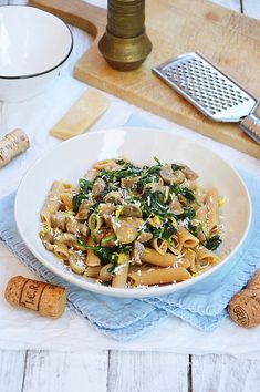 Gnocchi, Penne, Japchae, Pasta Recipes, Risotto, Healthy, Ethnic Recipes, Food Ideas, Workout