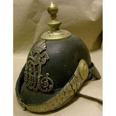 World War 1 Austrian Imperial wienerwache-police-helmet.