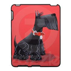 Scottish Terrier iPad Covers