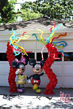 mickey mouse clubhouse birthday party - Google Search