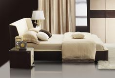 Troy - Modern Bed - Modern Bedroom - Bedroom