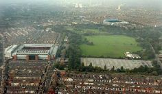 Anfield & Goodison (Liverpool, Everton)