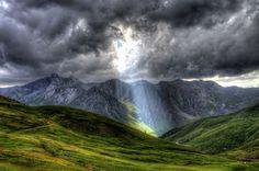 Col d' Allos II by Julien Sanine, via 500px
