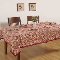 Buy arabic creation designer dining table cover online at best price from saavra.com that will provide a feel of arabic culture in your dining space & will create a unique ambience.