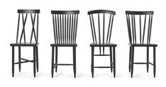 DEISGN HOUSE OF STOCKHOLM :: family chairs