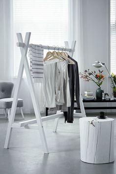 Kledingrek - voor gedragen kleding