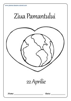 Ziua pamantului - Planse de colorat si educative Gerbil, Anaconda, Chinchilla, Oras, Chinchillas, Green Anaconda