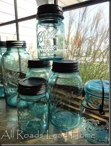 ~blue jars~