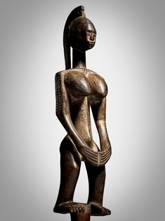 Mossi Mask with Female Figure, Burkina Faso   Sculpture from the Collection of Martin and Faith-Dorian Wright2021   Sotheby's Faith, Sculpture, Female, How To Wear, Collection, September, York, Sculptures, Loyalty