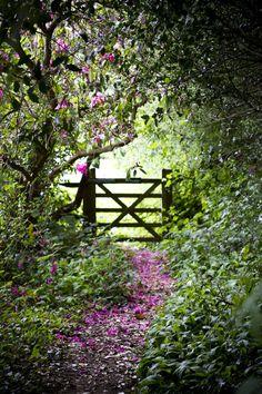 Le temps qui passe dans le jardin d'Eugénie, silvaris:    Chartwell Gardens by missgen
