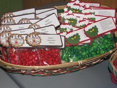 Les créations de Stéphanie: [ Rallye-lien ] Les 4 du samedi : 4 idées de cadeaux de Noël pour vos élèves
