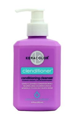 "Kick sulfates, soaps and suds to the curb. Keracolor Clenditioner may be a non-lather learning cleansing agent designed to carefully cleanse and condition your hair whereas a Krystal Water advanced neutralizes harmful water impurities for vivacious, attractive ""hello there"" hair."
