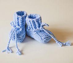 Scarpette per neonati maglia bambino scarpe di CozyKnittedThings