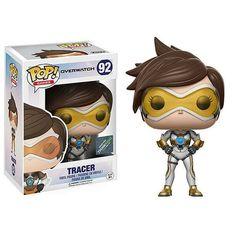 Gamestop Exclusive Hasbro Overwatch Ultimates Carbone figurine pharah seulement