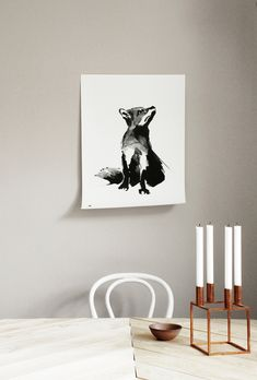 Teemu Järvi's Fox poster is a part of the Forest Greetings poster series featuring the artist's sold out fine art prints. The poster is offset printed on 150 g uncoated off-white paper and its size is 50 x 70 cm. Wall Art Prints, Fine Art Prints, Wood Poster Frames, Fox Print, Poster Series, Hanging Art, Painting Patterns, Large Wall Art, Design Crafts