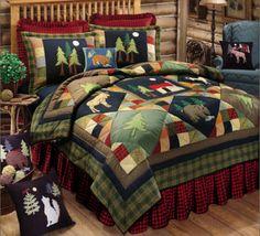 Timberline Lodge Deluxe Bedding Set