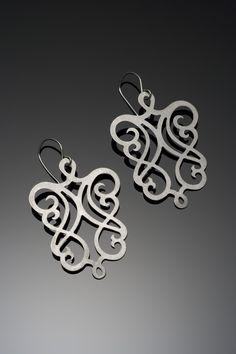Laura Earrings $112 Stainless Steel