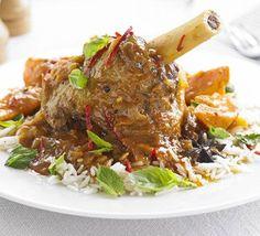 Vietnamese shanks- Meltingly tender and full of classic Asian flavours, these lamb shanks are perfect for freezing