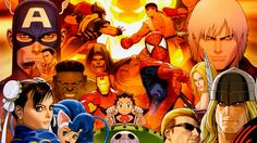 Rumor: Marvel vs Capcom 4 será revelado en el PlayStation Experience