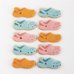Crocs http://ifeelcook.es/galletas-crocs/