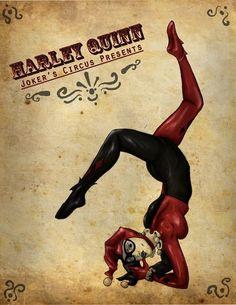 """Joker's Circus Presents: Harley Quinn"""