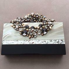 HOST PICKZara clutch New with tag. Zara Bags Clutches & Wristlets