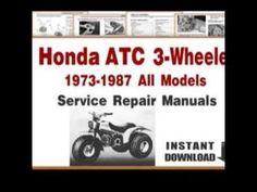 Honda atc 200 service manual honda atc service manuals pinterest honda atc service manuals fandeluxe Gallery